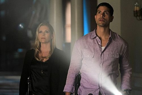 Photo Adam Rodriguez, Emily Procter