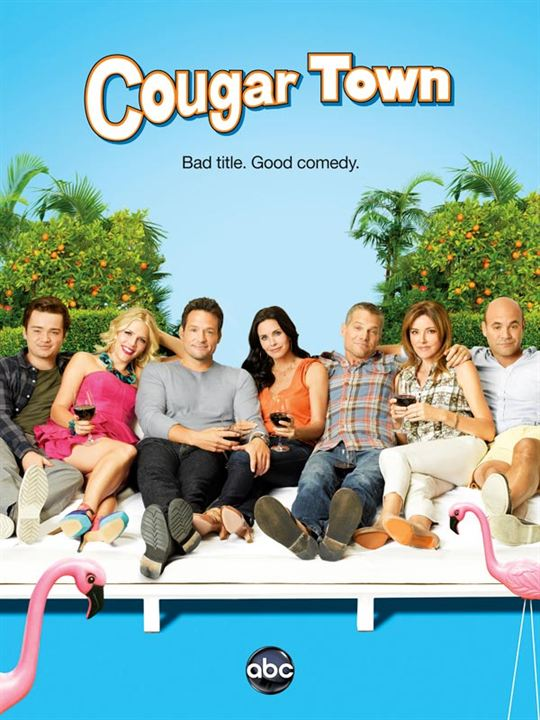 Photo Brian Van Holt, Busy Philipps, Christa Miller-Lawrence, Courteney Cox, Dan Byrd