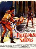 L'Enlèvement des Sabines : Affiche