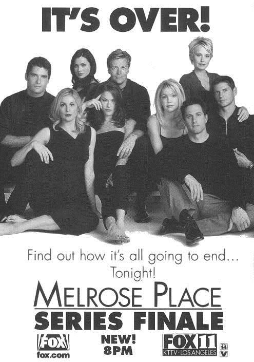 Melrose Place : affiche