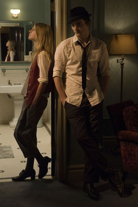 Lullaby : Photo Benoît Philippon, Clémence Poésy, Rupert Friend