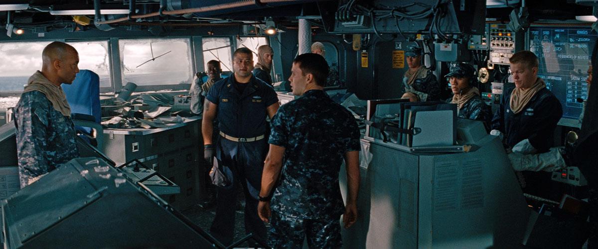 Battleship : Photo Jesse Plemons, Taylor Kitsch