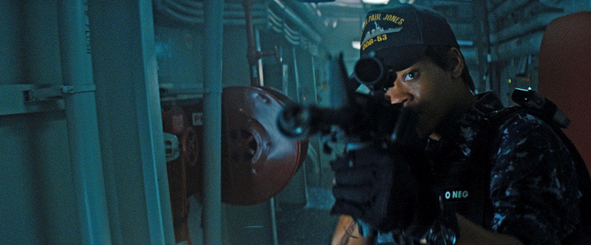 Battleship : Photo Rihanna