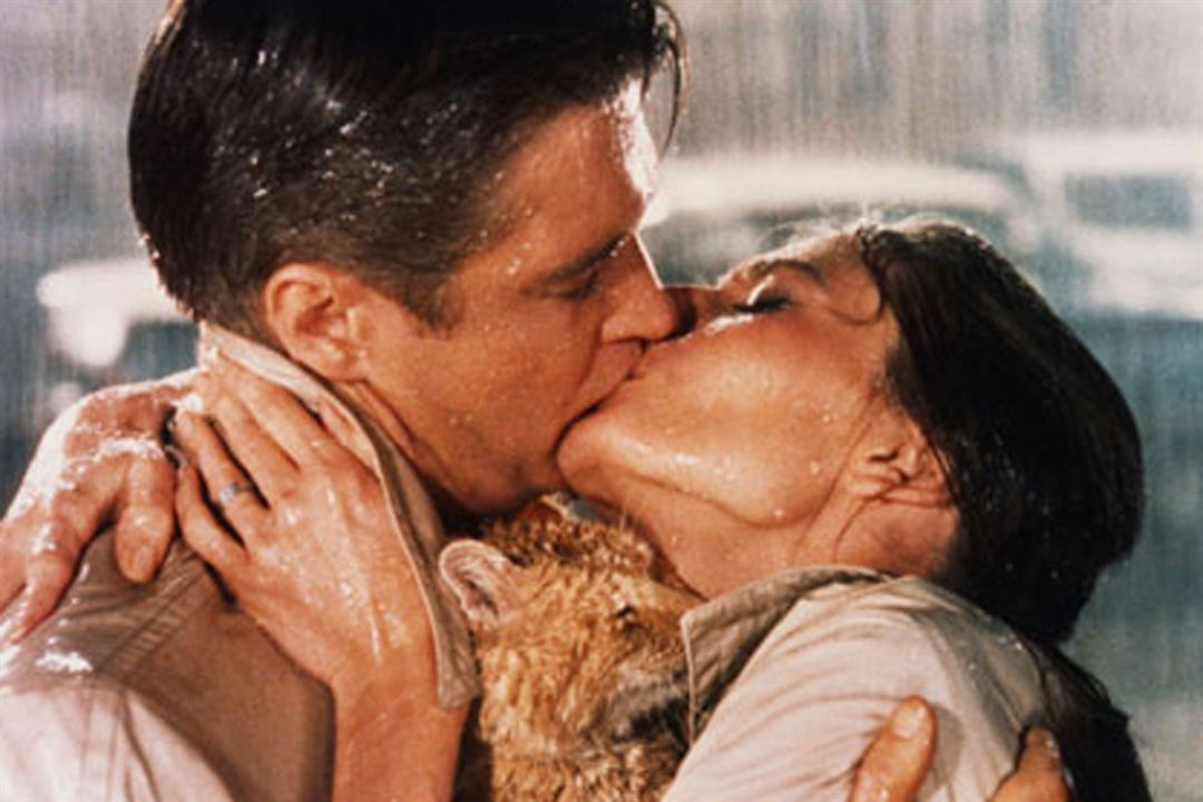 Diamants sur canapé : Photo Audrey Hepburn, George Peppard