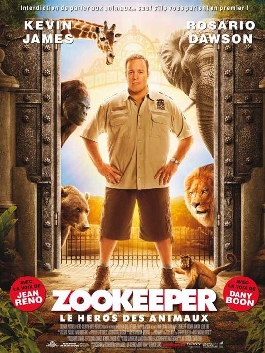 Zookeeper : Affiche