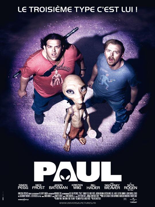 Paul : Affiche