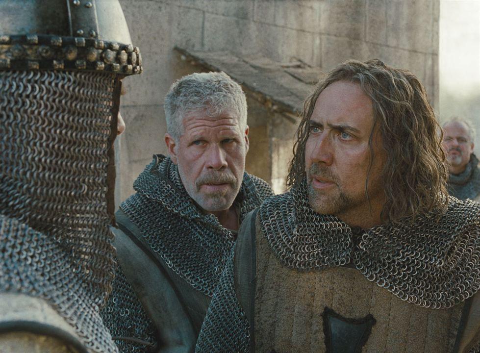Le Dernier des Templiers : Photo Dominic Sena, Nicolas Cage, Ron Perlman