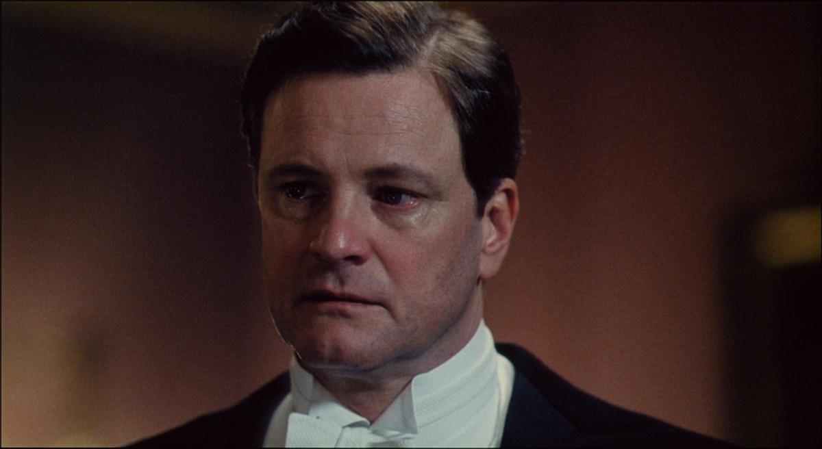 Le Discours d'un roi : Photo Colin Firth