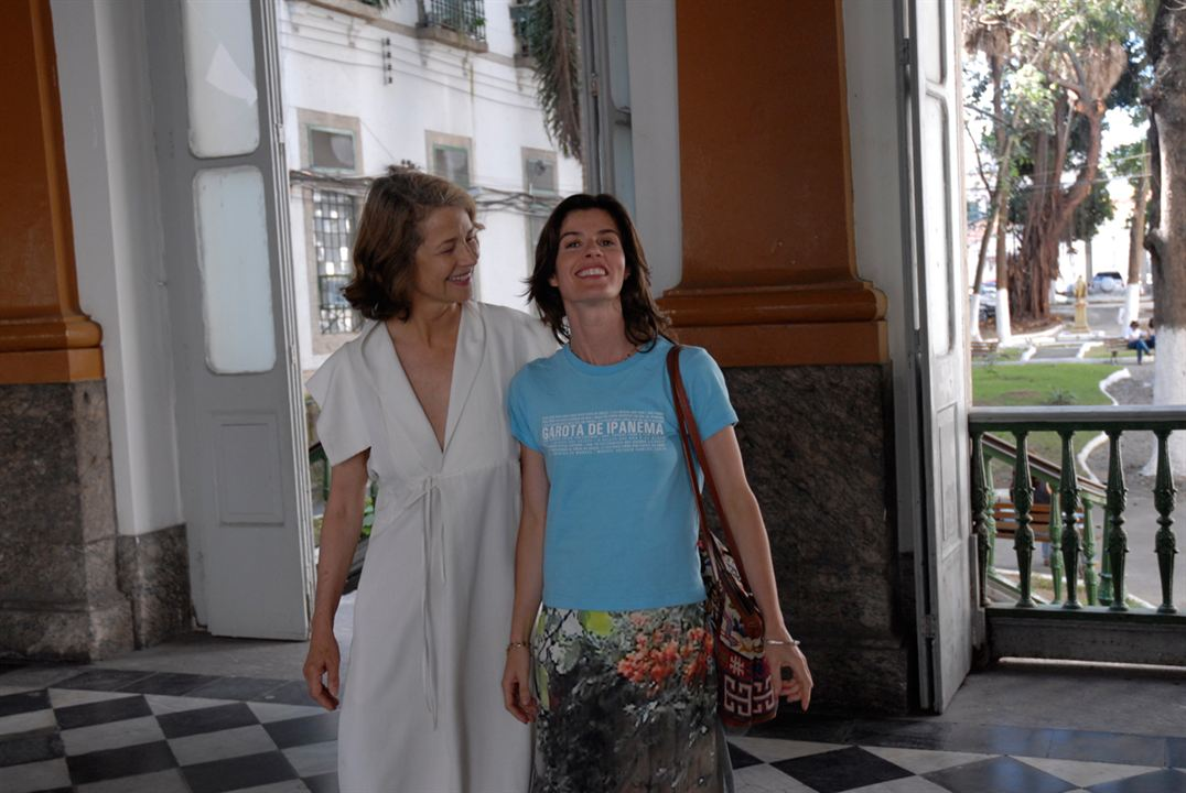 Rio Sex Comedy : Photo Charlotte Rampling, Irène Jacob, Jonathan Nossiter