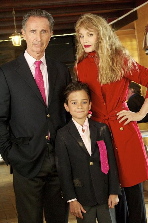 Photo Arielle Dombasle, Eythan Solomon, Thierry Lhermitte