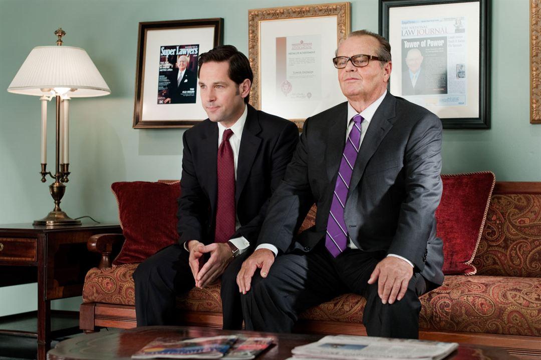 Comment savoir : Photo Jack Nicholson, James L. Brooks, Paul Rudd
