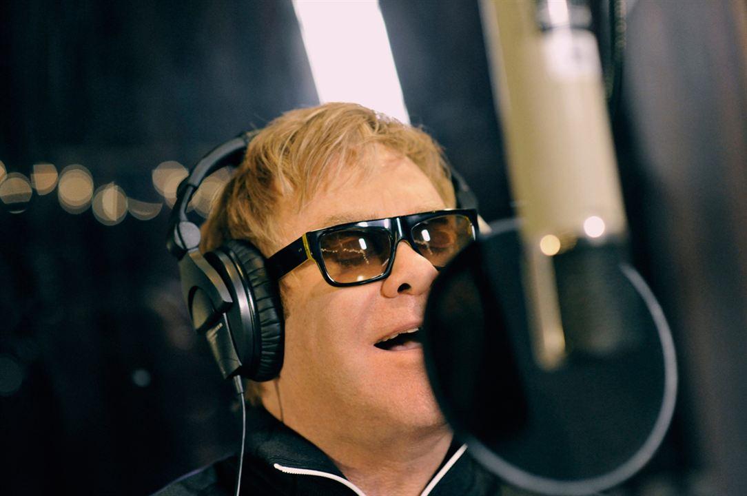 Gnomeo et Juliette : Photo Elton John, Kelly Asbury