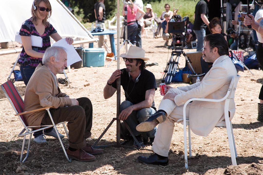 Chez Gino : Photo Ben Gazzara, José Garcia, Samuel Benchetrit