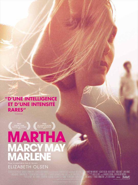 Martha Marcy May Marlene : affiche