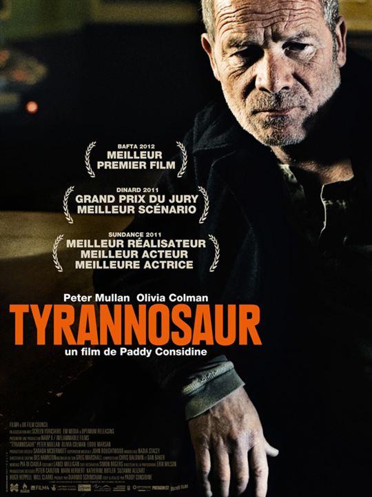 Tyrannosaur : affiche