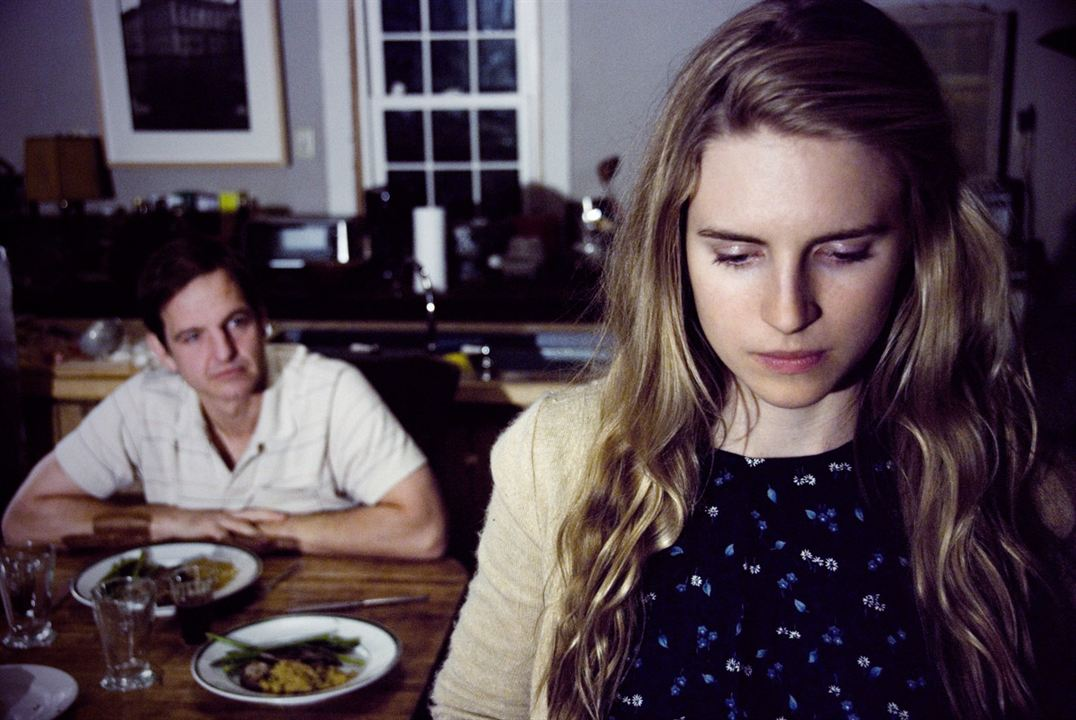 Another Earth : Photo Brit Marling, Mike Cahill, William Mapother