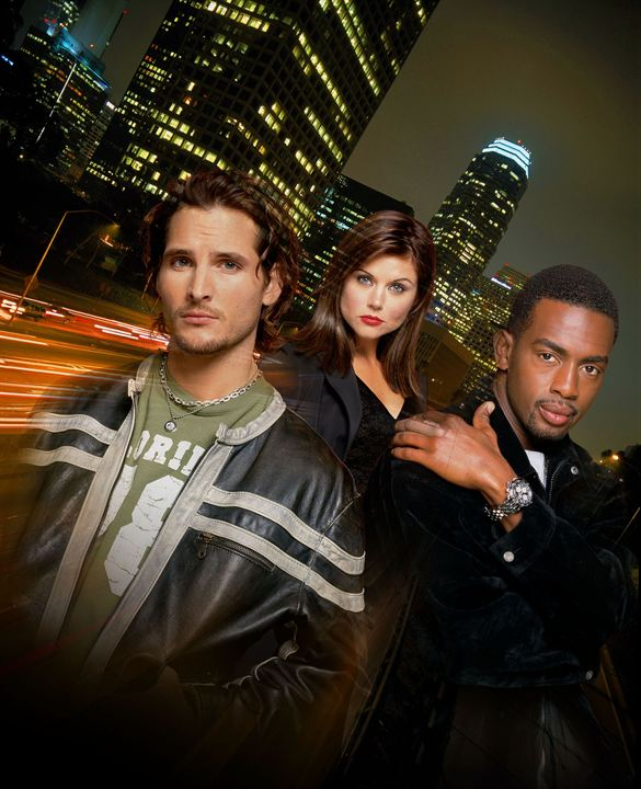 Fastlane : Photo Bill Bellamy, Peter Facinelli, Tiffani Thiessen