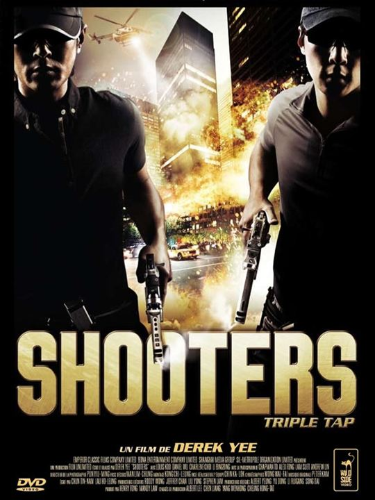Shooters : Affiche