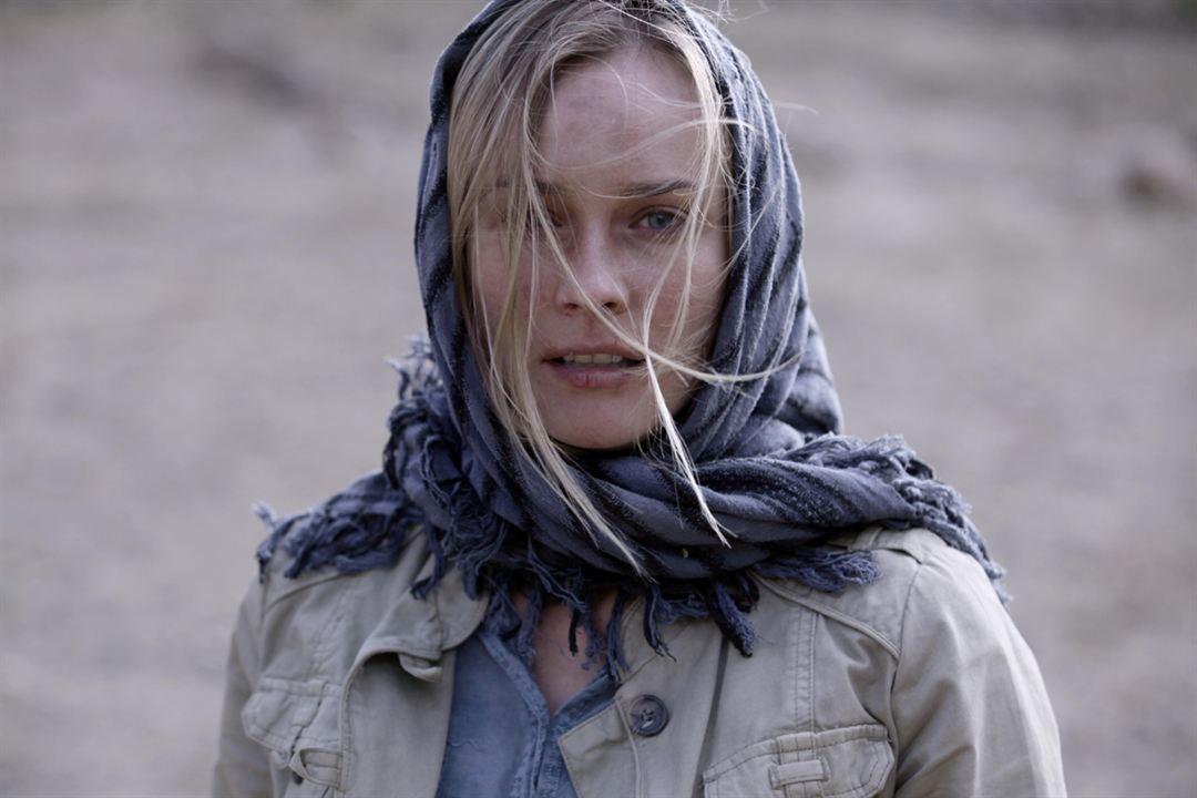 Forces spéciales : Photo Diane Kruger, Stephane Rybojad