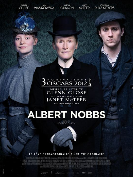 Albert Nobbs : Affiche