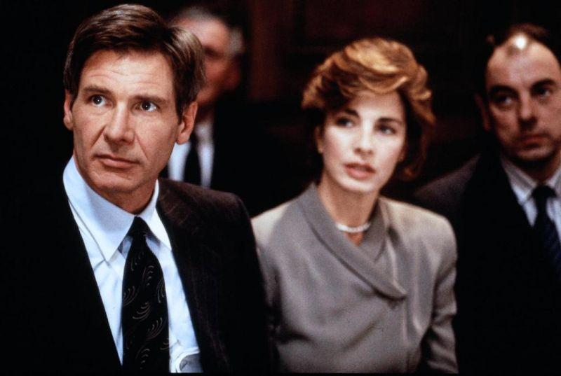 Jeux de guerre : Photo Alun Armstrong, Anne Archer, Harrison Ford (III), Phillip Noyce