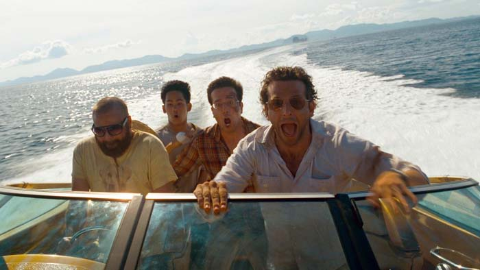 Very Bad Trip 2 : Photo Bradley Cooper, Ed Helms, Ken Jeong, Mason Lee, Todd Phillips