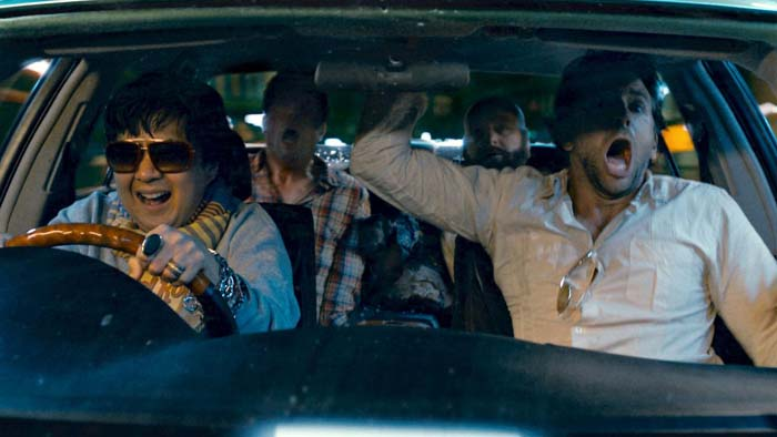Very Bad Trip 2 : Photo Bradley Cooper, Ed Helms, Ken Jeong, Zach Galifianakis