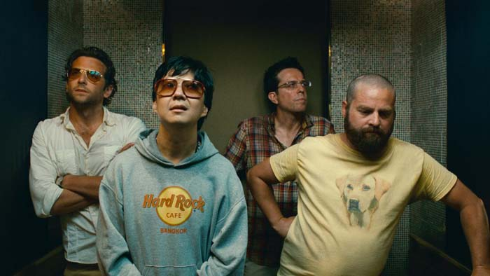 Very Bad Trip 2 : Photo Bradley Cooper, Ed Helms, Ken Jeong, Zach Galifianakis