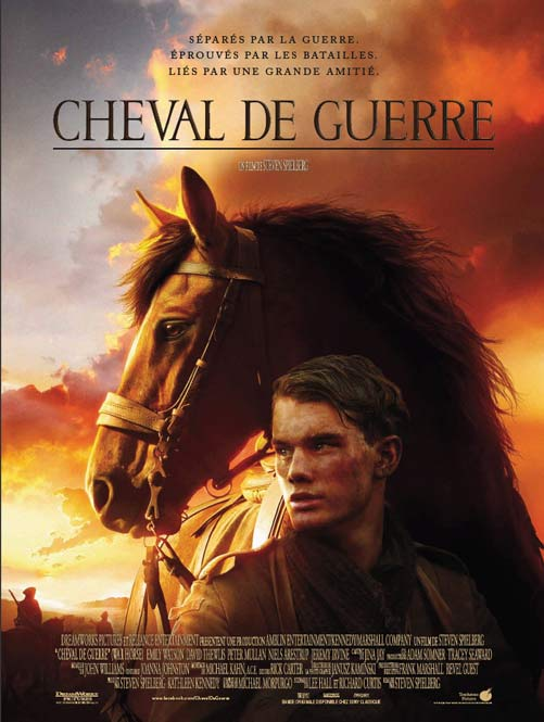 Cheval de guerre : Affiche