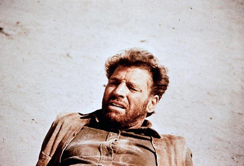 Les Chasseurs de scalps : Photo Burt Lancaster, Sydney Pollack