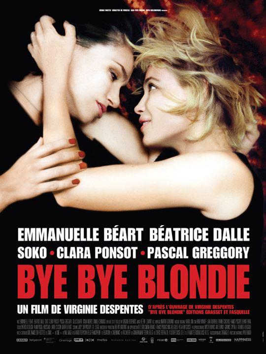 Bye Bye Blondie : Affiche