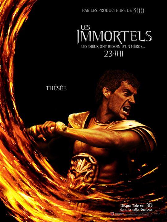 Les Immortels : Affiche Tarsem Singh