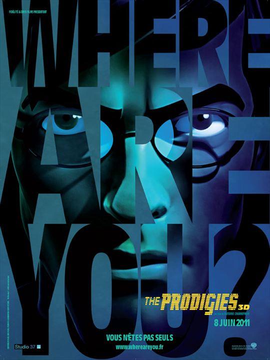 The Prodigies : Affiche Antoine Charreyron, Viktor Antonov