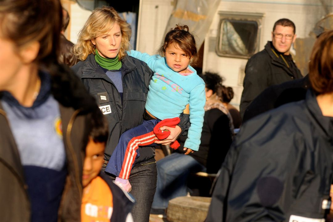 Polisse : Photo Karin Viard, Maïwenn