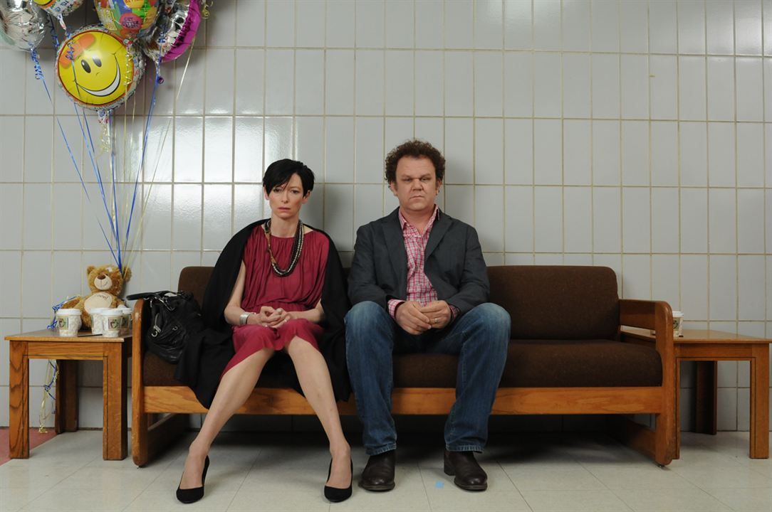 We Need to Talk About Kevin : Photo John C. Reilly, Tilda Swinton