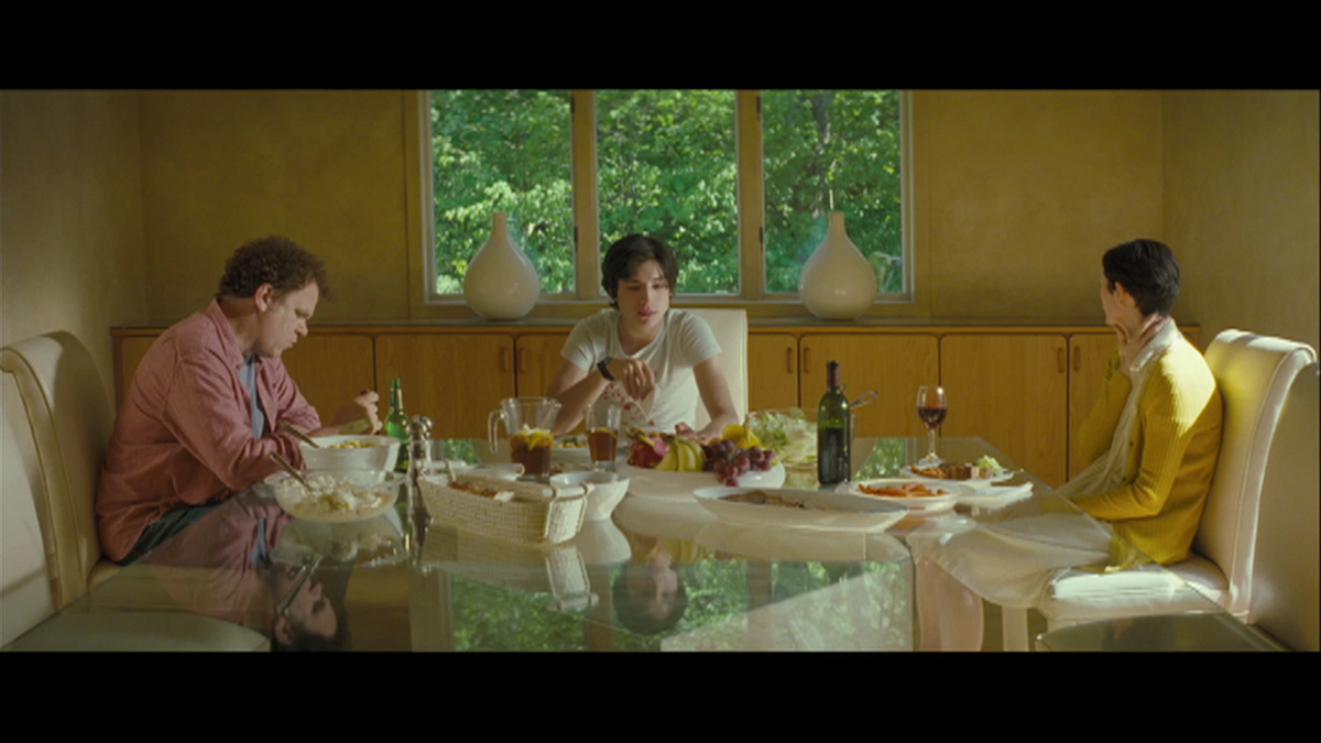 We Need to Talk About Kevin : Photo Ezra Miller, John C. Reilly, Tilda Swinton
