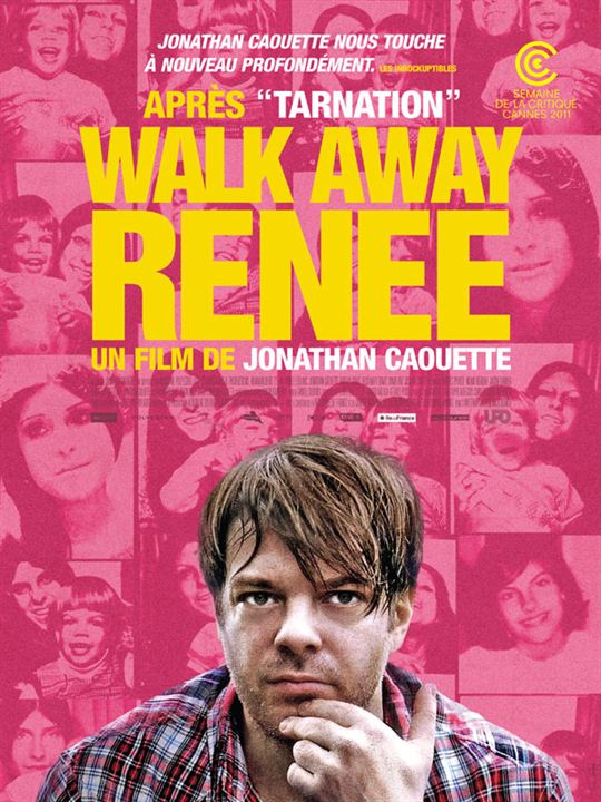 Walk away Renée : affiche