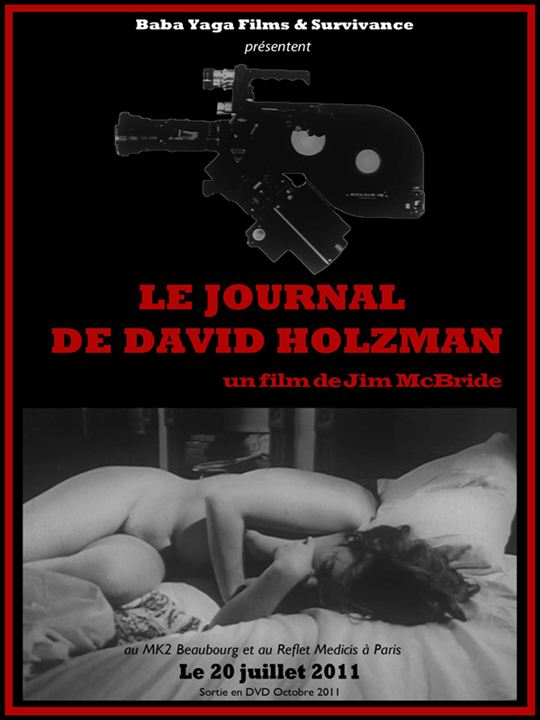 Le Journal de David Holzman : Affiche