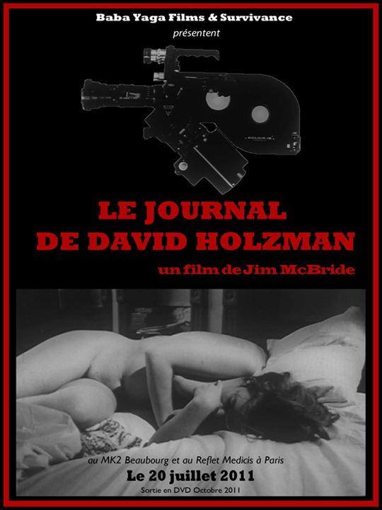 Le Journal de David Holzman : Affiche