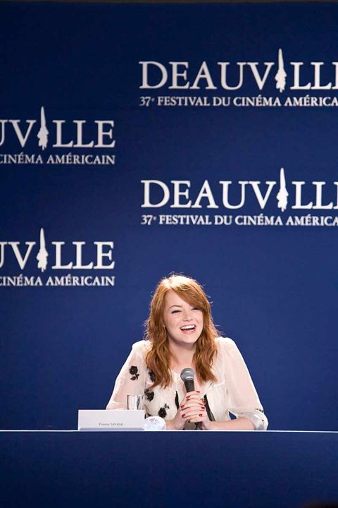 La Couleur des sentiments : Photo Emma Stone
