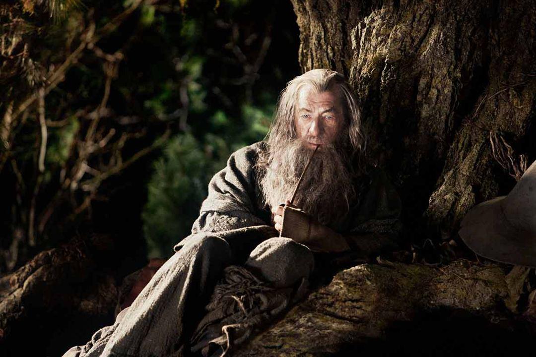 Le Hobbit : un voyage inattendu : Photo Ian McKellen