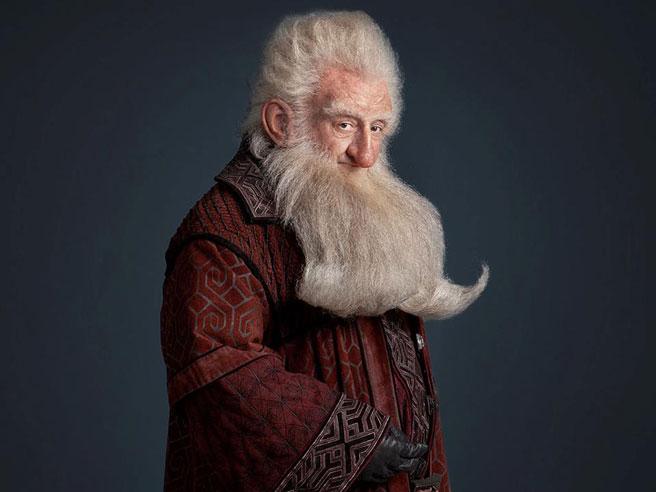 Le Hobbit : un voyage inattendu : Photo Ken Stott