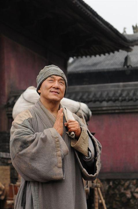 San Siu Lam Zi : Photo Jackie Chan