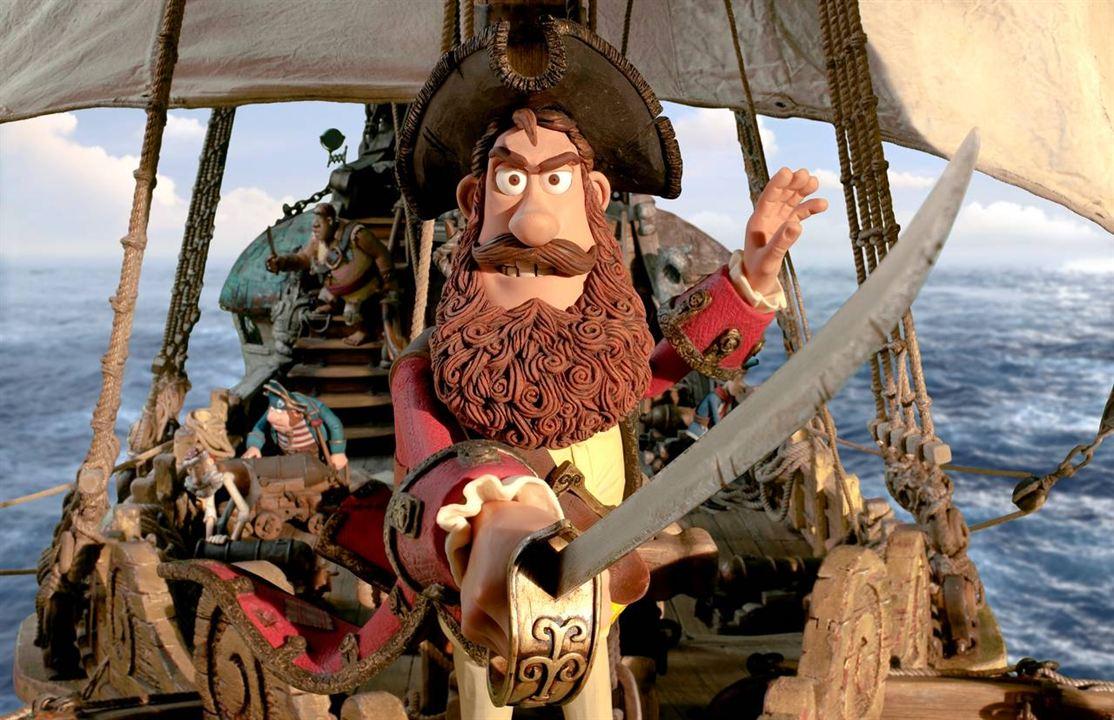 Les Pirates ! Bons à rien, Mauvais en tout : Photo Peter Lord