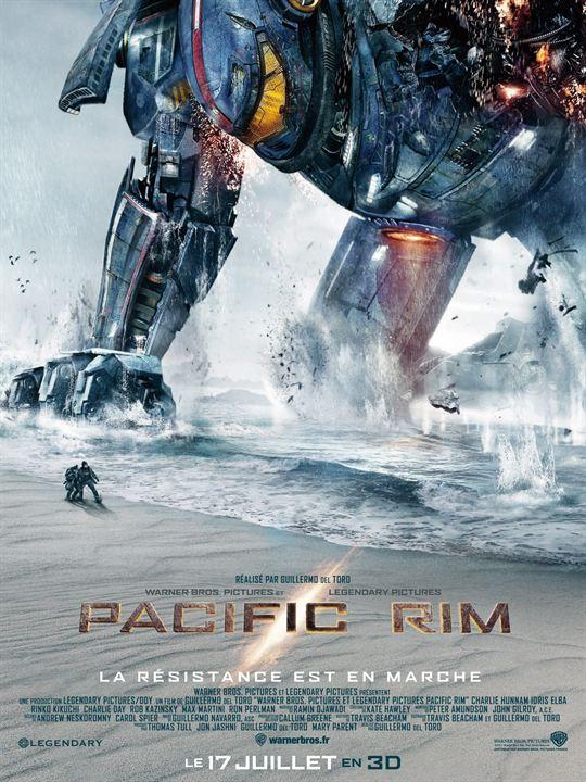 Pacific Rim : Affiche