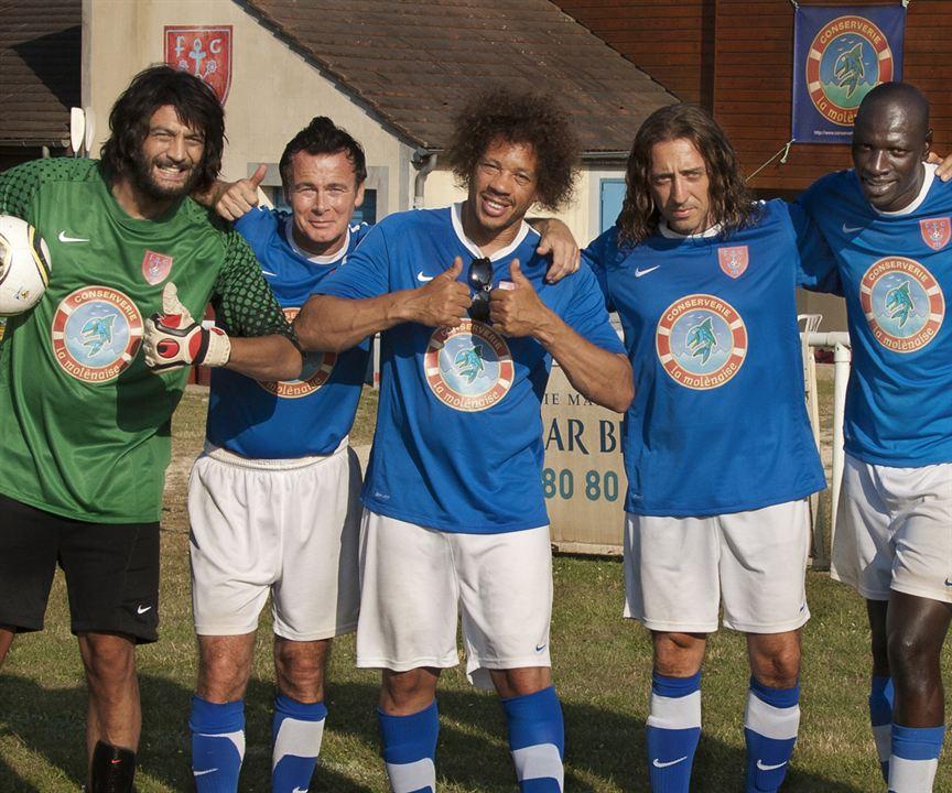 Les Seigneurs : Photo Franck Dubosc, Gad Elmaleh, JoeyStarr, Omar Sy, Ramzy Bedia