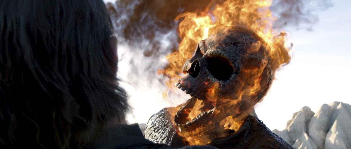 Ghost Rider : L'Esprit de Vengeance : Photo Brian Taylor