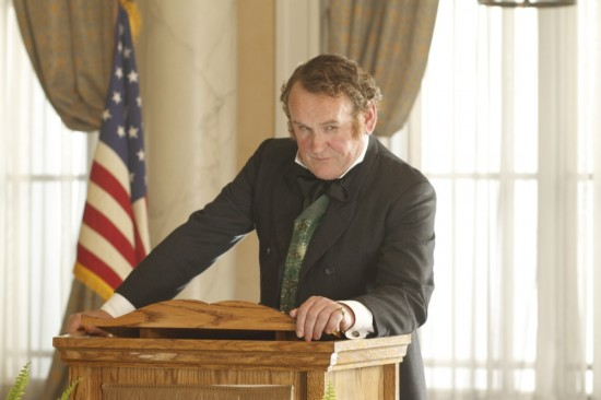 Hell On Wheels : l'Enfer de l'Ouest : Photo Colm Meaney