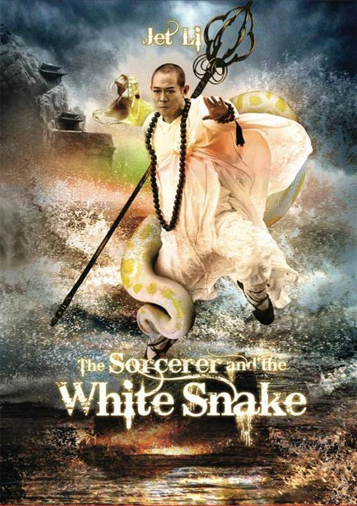 Le Sorcier et le serpent blanc : Photo