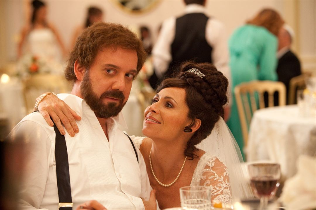 Le Monde de Barney : Photo Minnie Driver, Paul Giamatti, Richard J. Lewis